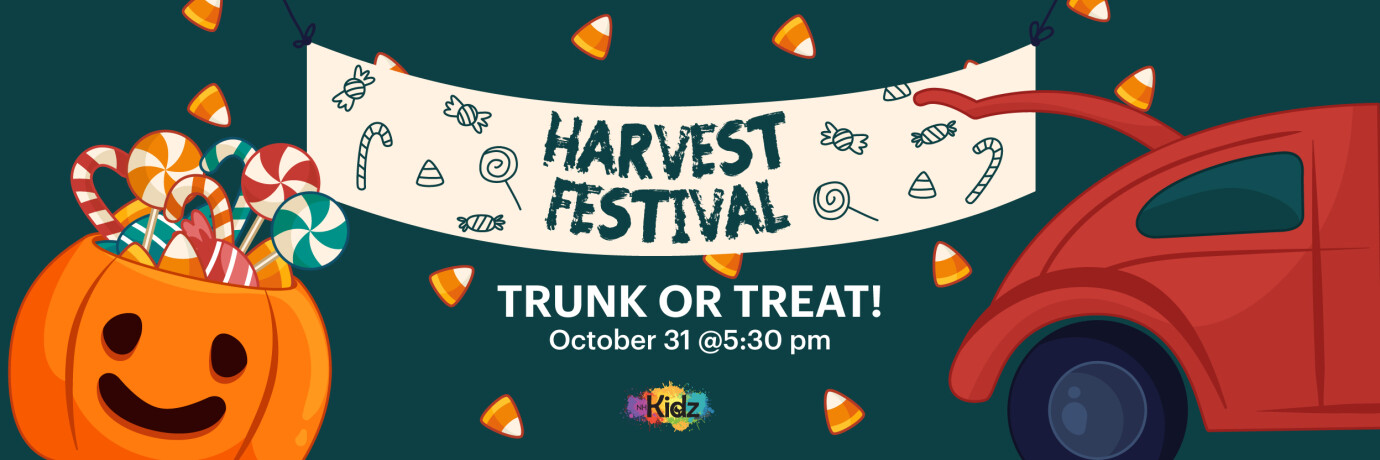 NHKidz Harvest Festival and Trunk or Treat