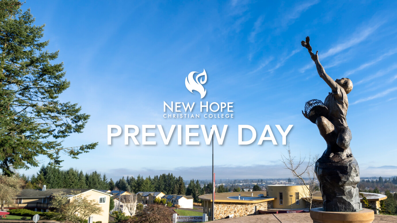 New Hope Christian College Preview Day